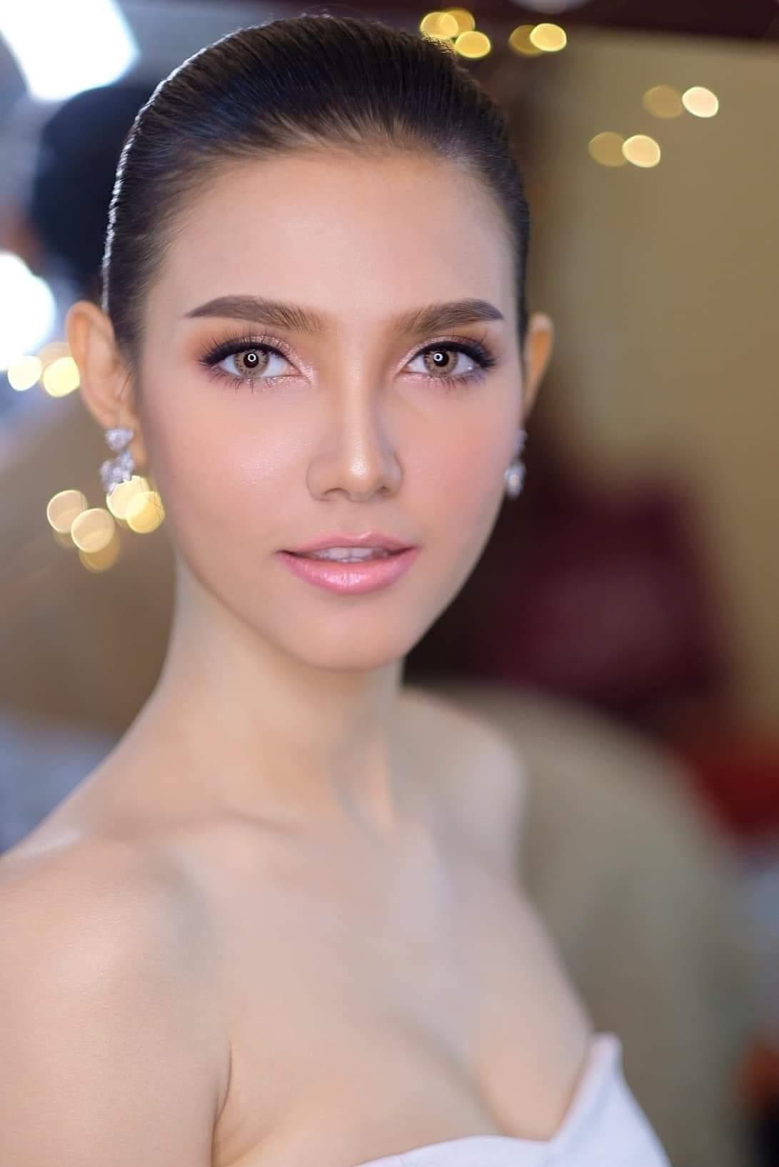 Tiina —— 东南亚混血女演员、模特、主持人-泰有文化